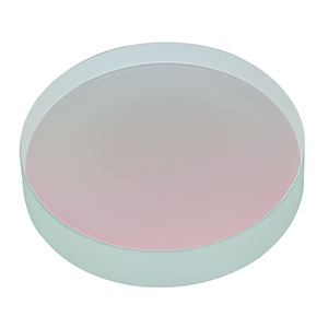CM750-150-E03 - Ø75 mm Dielectric-Coated Concave Mirror, 750 - 1100 nm, f = 150 mm