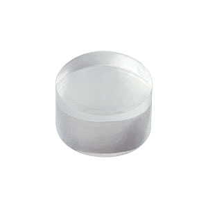 APL0615-A - Ø6 mm Molded Acrylic Aspheric Lens, f=15.12 mm, ARC: 400-700 nm