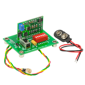 EK1101 - Laser Diode Driver Kit Pre-Wired to Pin Style A