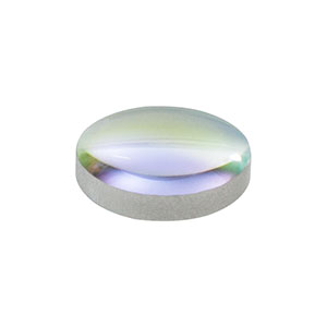A397-C - f = 11.0 mm, NA = 0.3, Unmounted Rochester Aspheric Lens, AR: 1050-1620 nm