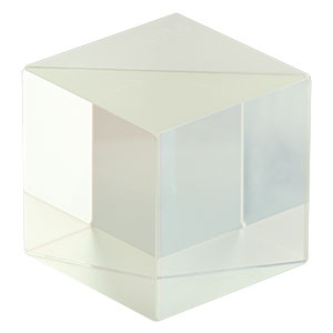 BS014 - 50:50 Non-Polarizing Beamsplitter Cube, 700 - 1100 nm, 1in
