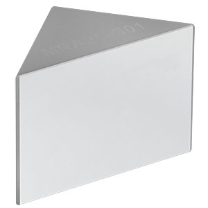 MRA25-G01 - Right Angle Prism Mirror, Protected Aluminum, L = 25 mm