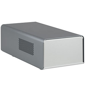 EC1530B - Enclosure for Customizable Electronics, 150 mm x 300 mm x 96 mm, Gray