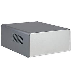 EC2530C - Enclosure for Customizable Electronics, 250 mm x 300 mm x 122 mm, Gray