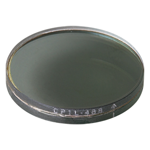 CP1L488 - Left-Handed Circular Polarizer, 488 nm