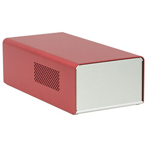 EC1530BR - Enclosure for Customizable Electronics, 150 mm x 300 mm x 96 mm, Red