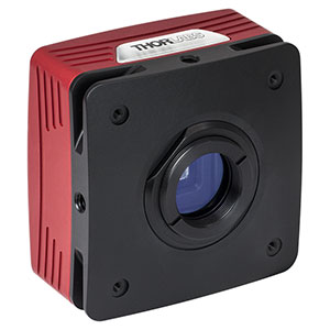 340UV-GE - Fast Frame Rate VGA Monochrome Scientific Camera with UV-Enhanced CCD Sensor, GigE