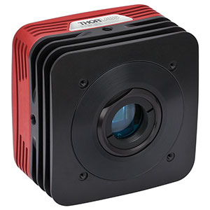 1501C-GE-TE - 1.4 Megapixel Color Scientific CCD Camera, Hermetically Sealed Cooled Package, GigE Interface