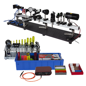EDU-OMC1 - Optical Microscopy Course Educational Kit, Imperial
