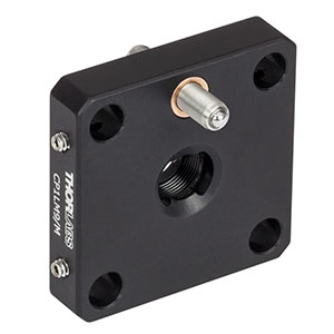 CP1LM9/M - 30 mm Cage Plate Mount for Ø9 mm TO Can Laser Diodes, Metric