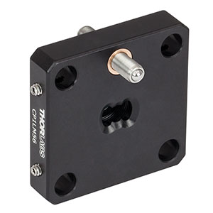 CP1LM56 - 30 mm Cage Plate Mount for Ø5.6 mm TO Can Laser Diodes