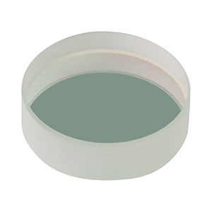 BB07-E03P - Ø19.0 mm Back Side Polished, Broadband Dielectric Mirror, 750 - 1100 nm