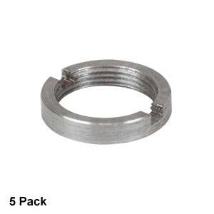 F19SC1 - Locking Collar for 3/16in-100 Adjusters, 5 Pack