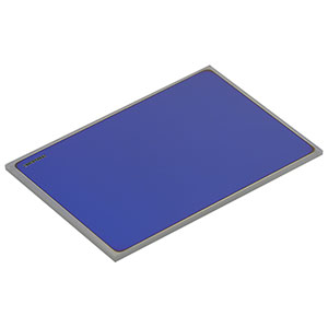 DMSP505R - 25 mm x 36 mm Shortpass Dichroic Mirror, 505 nm Cutoff