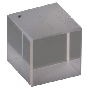 BS046 - 30:70 (R:T) Non-Polarizing Beamsplitter Cube, 400 - 700 nm, 5 mm