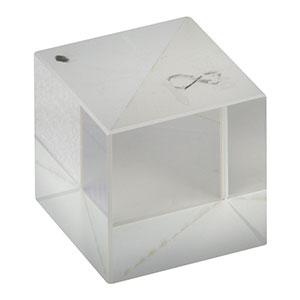 BS049 - 30:70 (R:T) Non-Polarizing Beamsplitter Cube, 400 - 700 nm, 10 mm