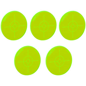 ADF2-P5 - Fluorescent Alignment Disk, Green, 5 Pack