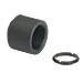 """1/2"""" Long Lense Tube, SM05-Threaded"""