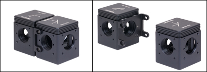 Beam Turning Cage Cube Connector