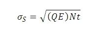 Shot noise equation 2