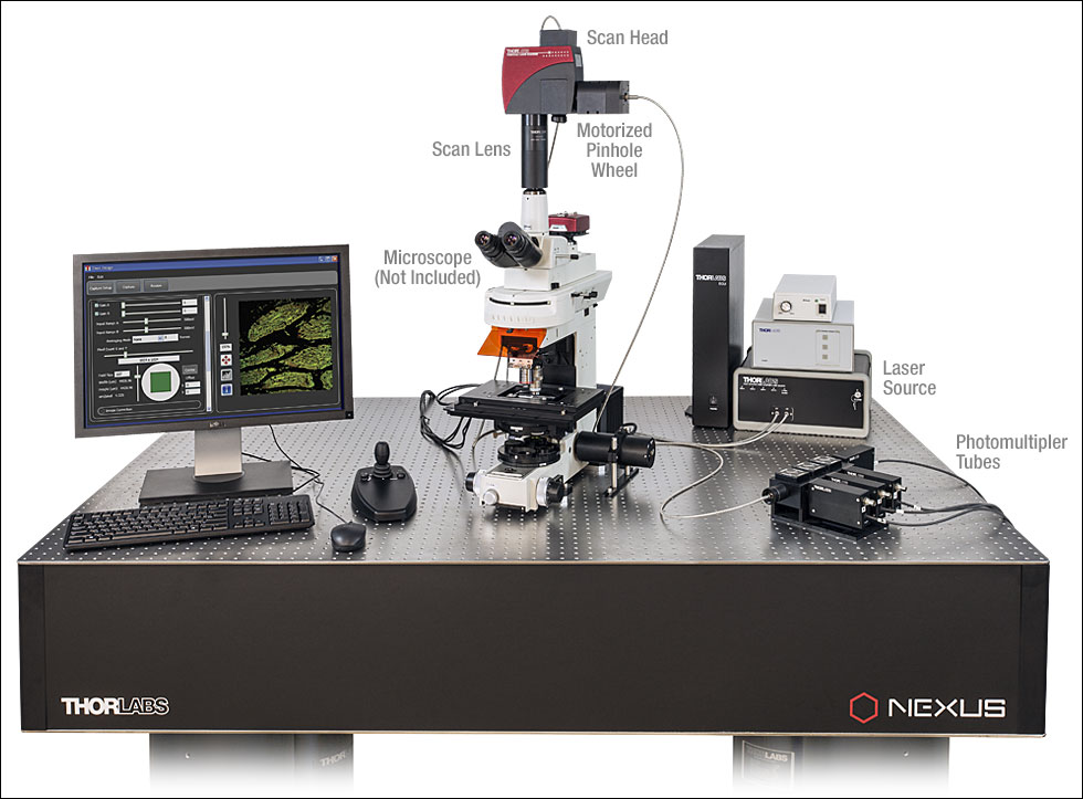 Confocal Microscope System