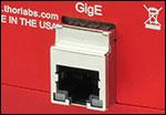 Gigabit Ethernet Camera port