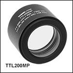 Laser Scanning Tube Lens