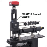 Dovetail Adapter for Camera Tube