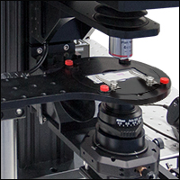 Slide Holder in a Custom System
