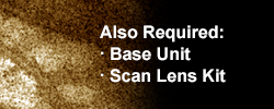 Scanning System and Scan Lens Kit Required