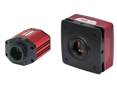 Quantulux and 1.4 Megapixel Scientific Cameras