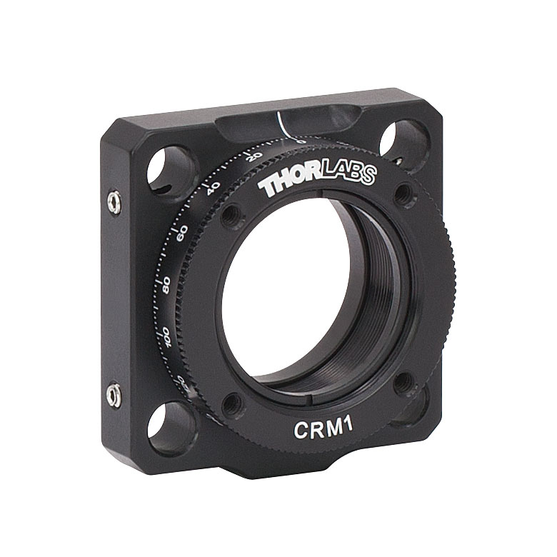 "Thorlabs - CRM1 Cage Rotation Mount for Ø1"" Optics, SM1 ...